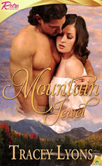 e-Book Cover for Mountain Jewel